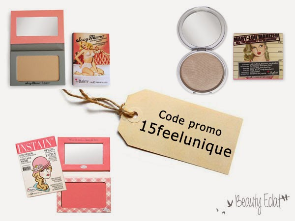 bon plan feelunique the balm