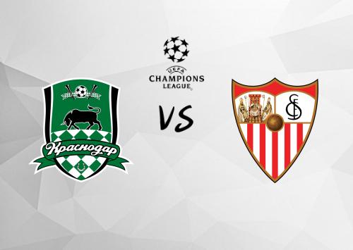 Krasnodar vs Sevilla  Resumen y goles