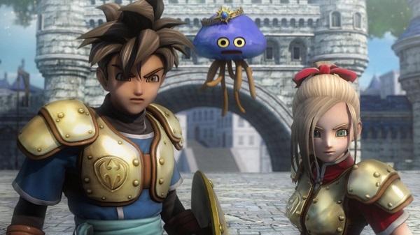 Dragon Quest Heroes II Gameplay