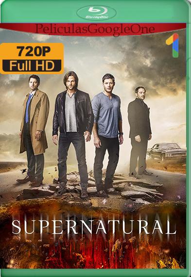 Supernatural Temporadas 1-15 [03/20] (2005-Presente) WEB-DL [720P] Latino-Inglés [Google Drive] Jashen