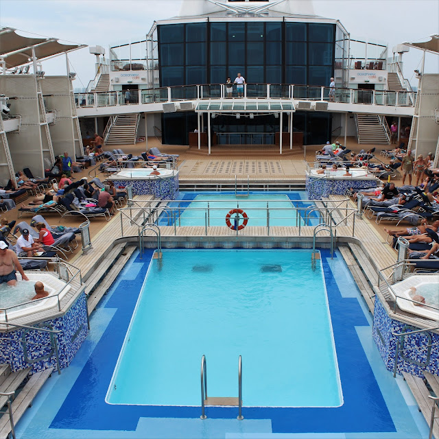Celebrity Equinox Outdoor Pool