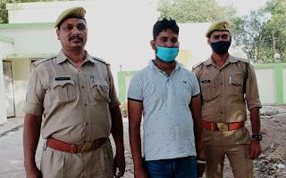 बाराबंकी :  300 ग्राम मारफीन के साथ जैदपुर पुलिस ने तस्कर को किया गिरफ्तार