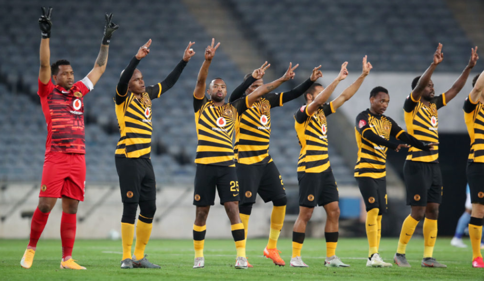 Champions in waiting Kaizer Chiefs