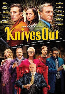 Knives Out [2019] [DVD R1] [Latino]