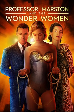 Poster Professor Marston and the Wonder Women 2017
