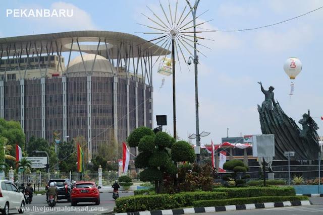 Ada Wisata Apa Sih di Pekanbaru Riau ?