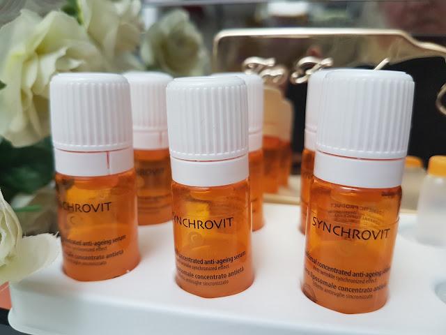 Synchroline Synchrovit C, Συμπυκνωμένος Αντιγηραντικός Ορός με Βιταμίνη C
