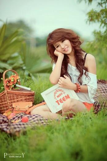 Album ảnh đẹp girl xinh Việt Nam - Ảnh 16