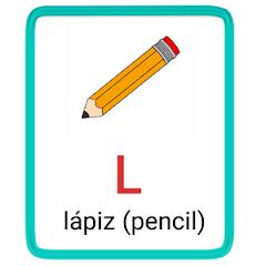 l- alphabet in spanish