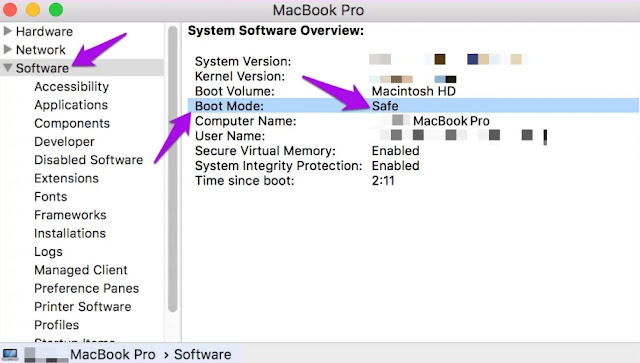 How to boot OS X/macOS virtual machine in Safe mode
