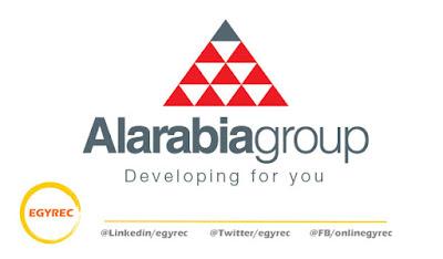 وظائف العربية جروب  Alarabia Group