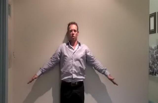 imbunatateste postura corporala cu acest exercitiu