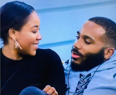 BBNaija: Erica And Kiddwaya Already Talking About Marriage After Settling Their Differences (Video)