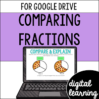 comparing fractions activities