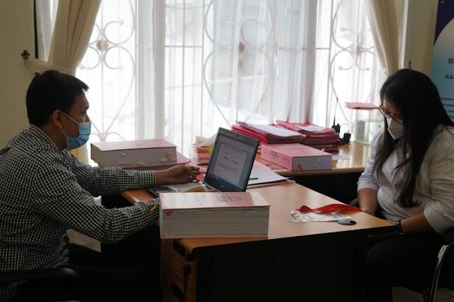 Diduga Korupsi Dana JKN, Mantan Bendahara Puskesmas Glugur Darat Ditahan