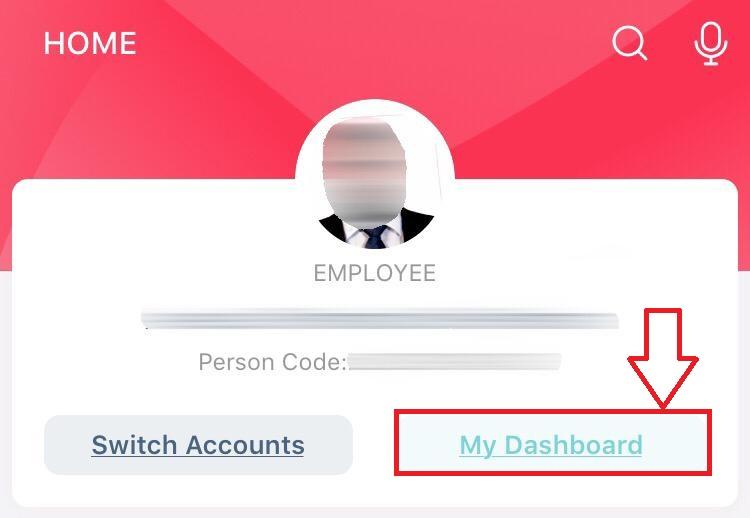 mohre app dashboard