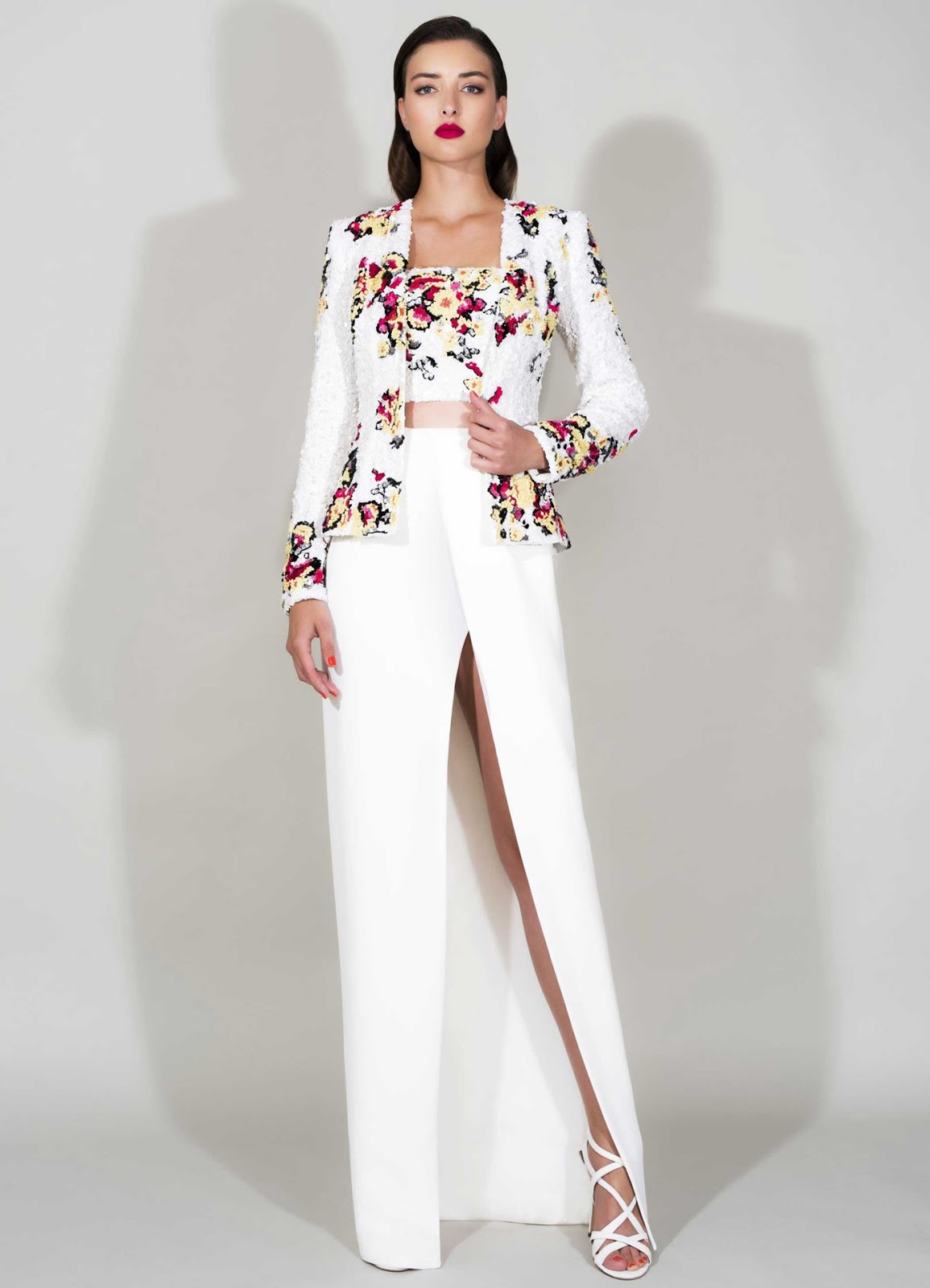 Zuhair Murad Resort Collection 2016 Born In Beirut Ready To Wear Spring Summer