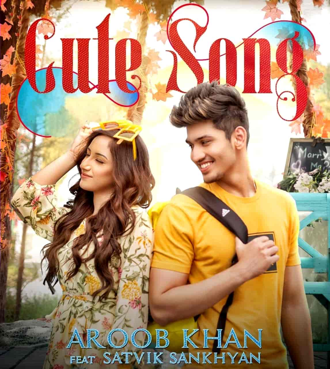 Cute Song Image By Aroob Khan