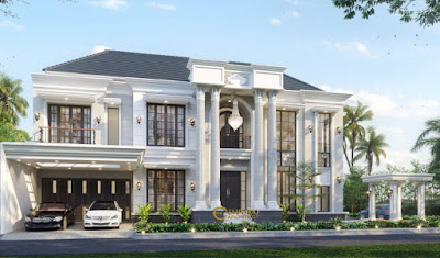 3 Inspirasi Desain Rumah Mewah, Hadirkan Konsep Hangat dan Bersahabat Bagi Keluarga