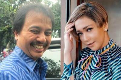 Permalink to Ribut Dgn Roy Suryo, Maia Estianty Meradang: Sok Tahu! Jangan Jadi Tukang Fitnah Ya!