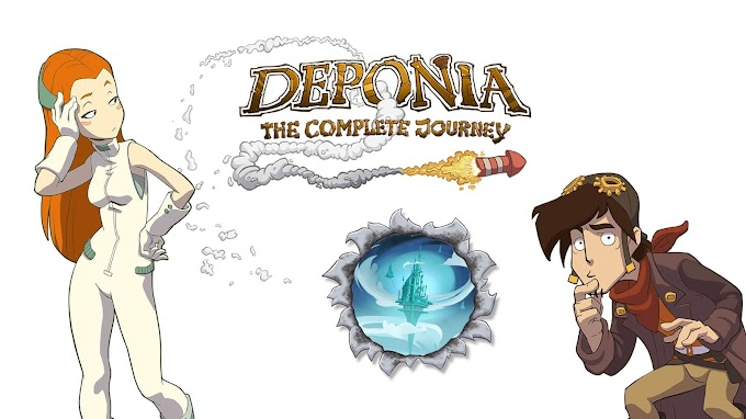 Epic Games'in Bu Haftaki Ücretsiz Oyunu Deponia: The Complete Journey