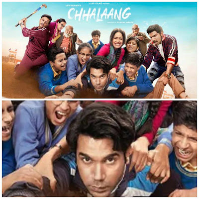 """Chhalang"" film trailer viral on YouTube, The trailer of Rajkumar-Nusrat's 'Chhalang', watched more than 16 lakh times in 4 hours, YouTube user said - Finally a film without vulgarity, and nepotism"