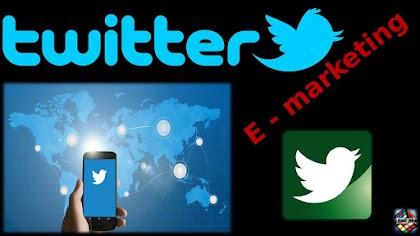 8 فوائد في التسويق الإلكتروني بواسطة تويتر