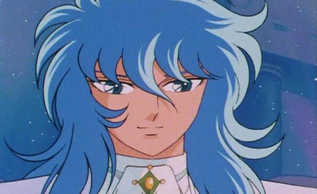 Karakter Anime Pengguna Kekuatan Elemen Air Terkuat Julian Solo ( Saint Seiya )