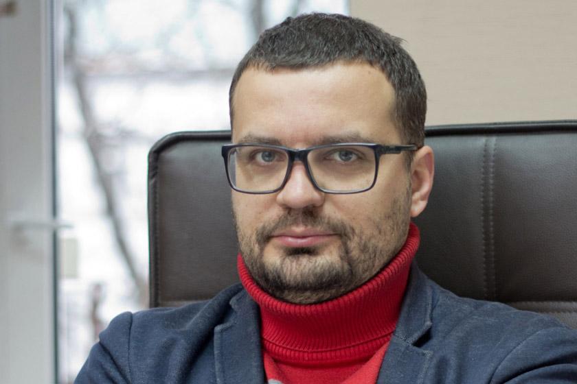 Пилип Іллєнко, голова Державного агентства з питань кіно у 2014-2019 рр.