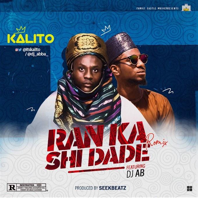 Kalito ft Dj AB  -Ranka Shi Dade  //beehiveluxury.blogspot.com