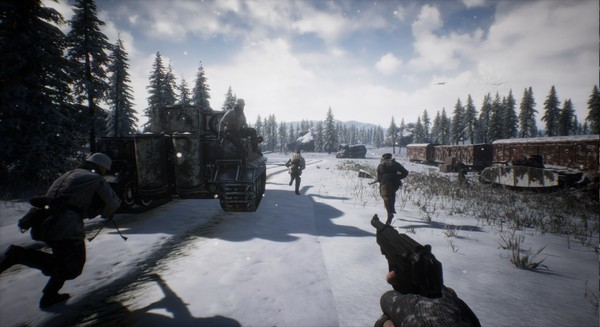 BattleRush Ardennes Assault Free Download