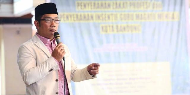 Tanggapan NasDem Soal Elektabilitas Ridwan Kamil