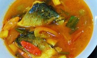 Resep kare ikan bandeng yang mudah dan lezat