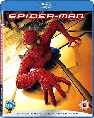 Spider Man (2002) 720p 1.1GB Blu-Ray Hindi Dubbed Dual Audio [Hindi ORG DD 5.1 – English DD 5.1] MKV