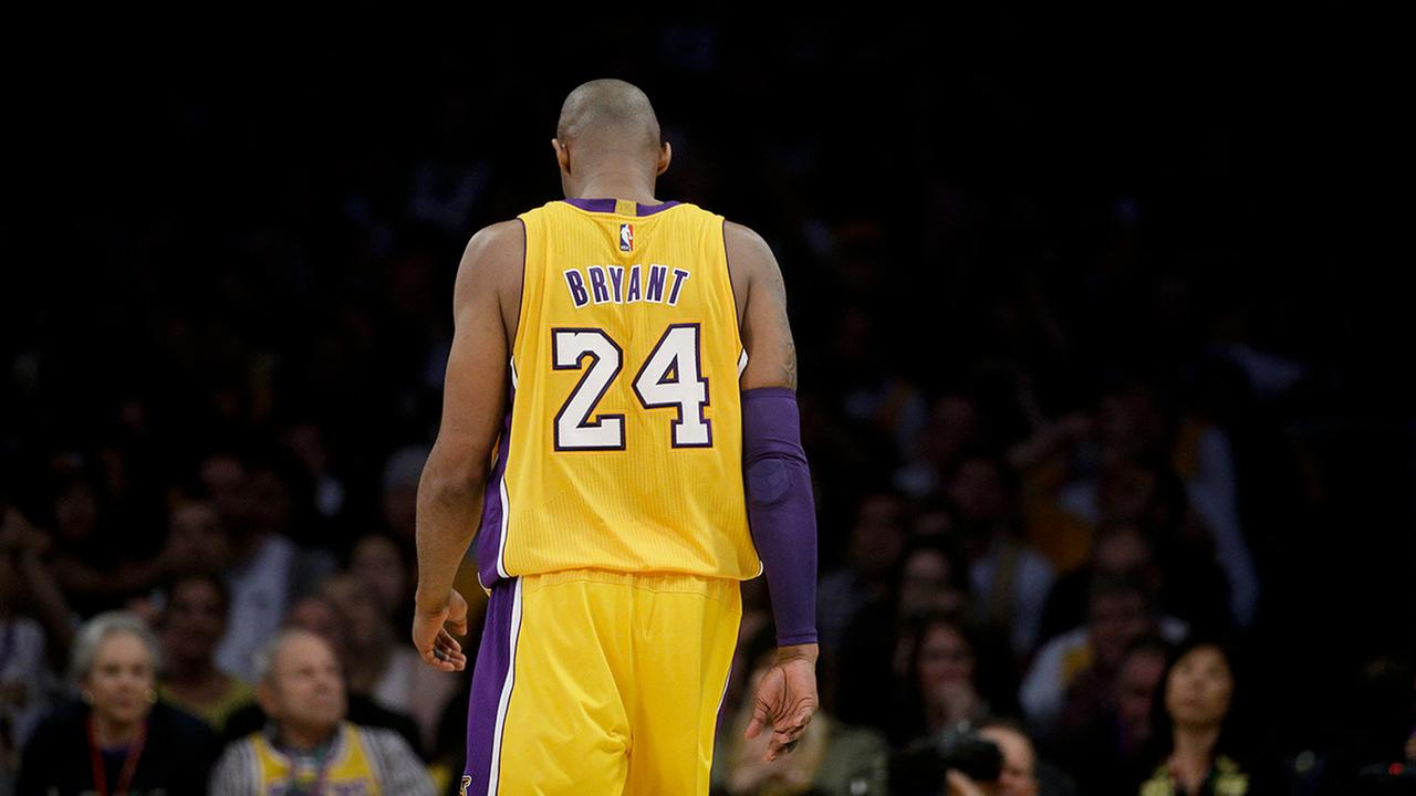 theKONGBLOG™: Historical Goodbye: Kobe Bryant Scores 60 Points In Epic Grand Finale