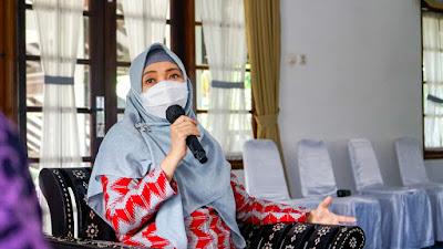 Siti Rohmi Sebut NTB Care Hadir Sebagai Wujud Keterbukaan Informasi Publik