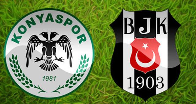 بث مباشر مباراة بشكتاش وقونيا سبور اليوم 26-06-2020 الدوري التركي