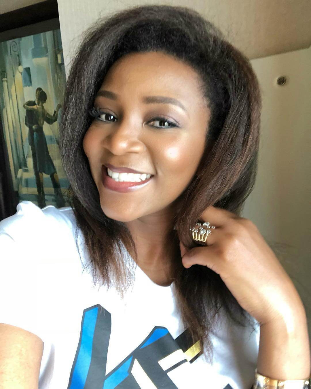 Throwback Pictures Of Genevieve Nnaji As She Celebrates 39th ...
