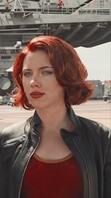 Scarlett Johansson Black Widow Wallpaper HD