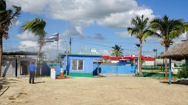 Port Jucaro in Cuba