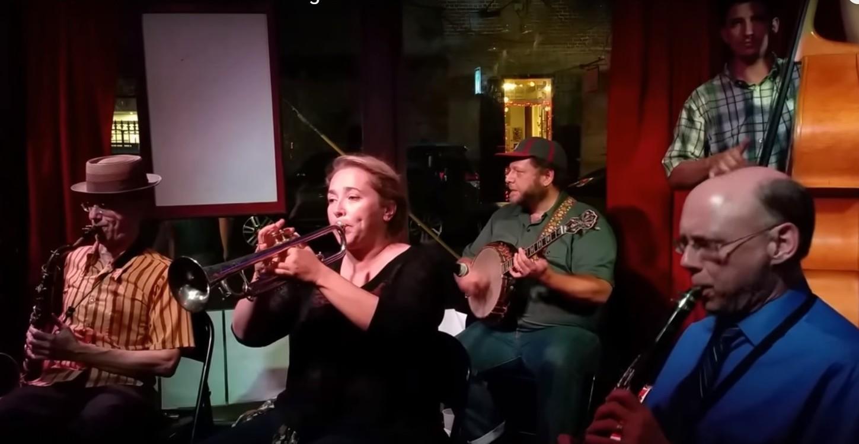 La foot creole jazz band