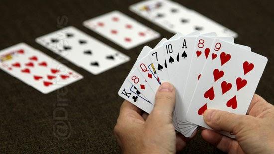 empregado jogava cartas dispensado justa causa