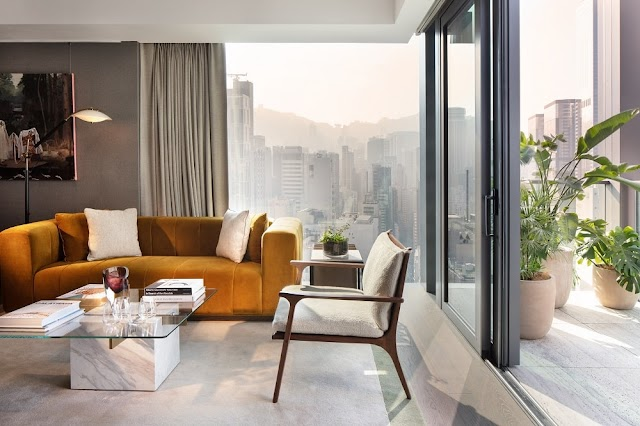 THE HARI HONG KONG IS RECOGNISED FOR ITS DESIGN EXCELLENCE