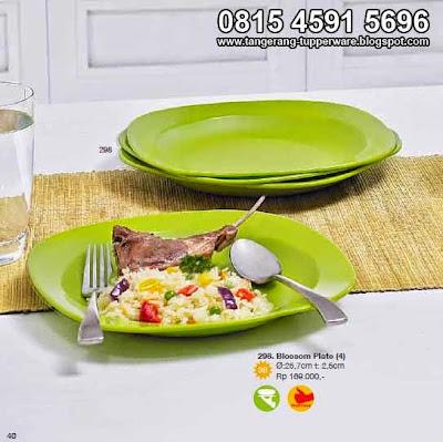 Blosson Plate