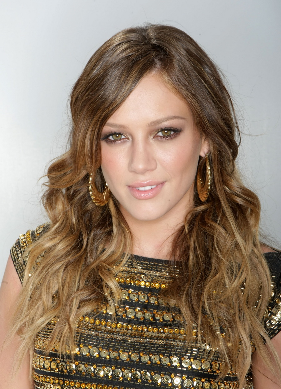Hilary Duff Hot Hq Photos At 2007 Teen Choice Awards