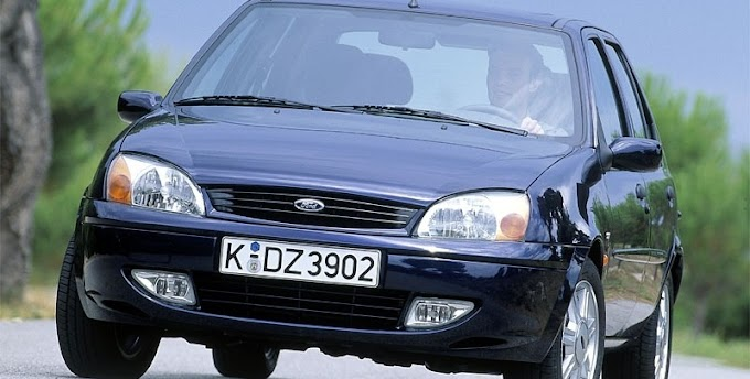 Descarga Manual de taller Ford Fiesta 1999