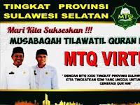 MTQ Se-Sulsel Dilaksanakan Secara Virtual, Pangkep Masih Berharap Jadi Tuan Rumah