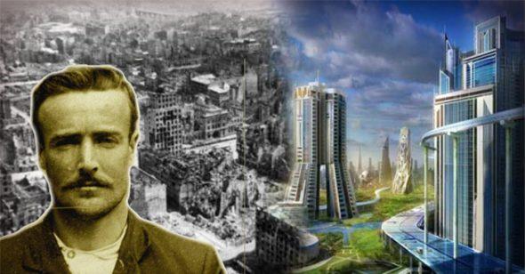 Người đàn ông du hành thời gian kể lại kỳ tích ở thế giới tương lai năm 3906