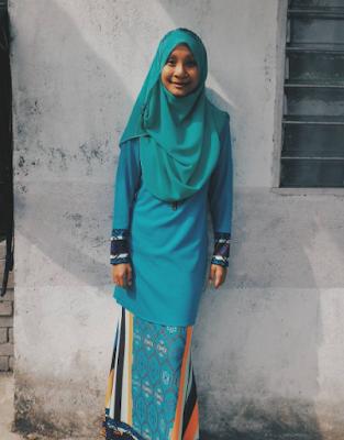 Baju Kurung Raya 2016
