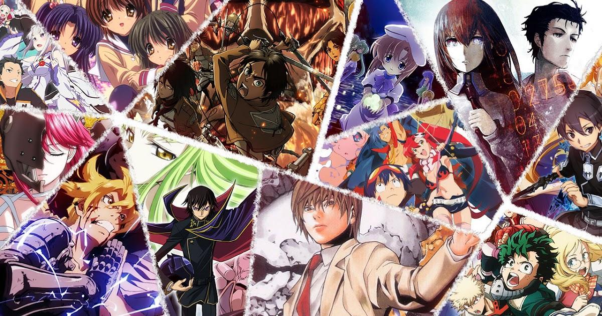 Die Besten Animes Aller Zeiten